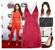 """With Selena"" by angelbrubisc ❤ liked on Polyvore featuring Dion Lee, Christian Dior, Gianvito Rossi, New Look, Michael Kors, Christian Louboutin, Topshop, Yves Saint Laurent, Lancôme and Victoria's Secret"