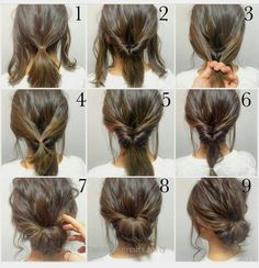 Best Low Bun Hairstyles 2017… Best Low Bun Hairstyles 2017 http://www.fashionhaircuts.party/2017/06/09/best-low-bun-hairstyles-2017/