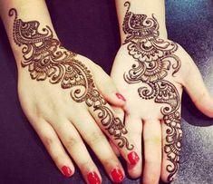 Eid Mehndi Designs, Latest Simple Mehndi Designs, Mehndi Designs Finger, Back Hand Mehndi Designs, Bridal Henna Designs, Mehndi Simple, Henna Designs Easy, Mehndi Patterns, Bridal Mehndi
