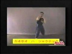 中村頼永 師父 - ジークンドー - 05 - 五門の型 ング・ムーン・ディフェンス - YouTube
