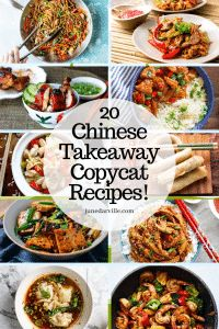 Do you like Chinese? Have you ever wondered why that Chinese takeaway food always tastes so great? Good news: here's how to make your Chinese takeaway favorite Chinese Food Menu, Homemade Chinese Food, Chinese Dinner, Chinese Takeaway, Easy Chinese Recipes, Asian Recipes, Good Chinese Food, Thai Recipes, Chinese Food Restaurant