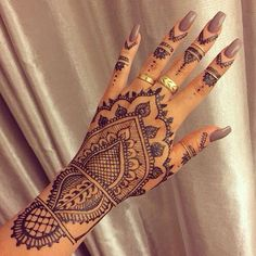 Henna Hand Tattoo Designs, 100 simple henna tattoo designs piercings mls the hen. Henna Tattoo Hand, Henna Tattoo Designs, Henna Tattoos, Simple Henna Tattoo, Henna Body Art, Neue Tattoos, Henna Mehndi, Henna Art, Henna Hand Designs