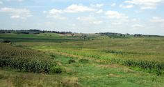 iowa landscapes with rolling hills - Google Search