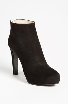 Prada Platform Ankle Bootie available at #Nordstrom