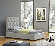 Platform Bed | Contemporary Bed | Modern Bed | New York NY | New Jersey NJ