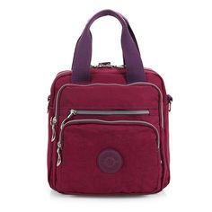 b23503edb200 Bagail Multifunctional Waterproof Nylon Large Capacity Multi-pocket  Shoulder Bags Crossbody Bags Handbags Casual Bags