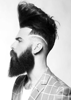 Streets of New York - Uros Mikic | See the entire #hair #collection at SalonMagazine.ca