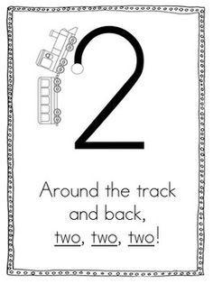 Image result for number poems for kindergarten