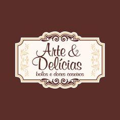 Logotipo Arte & Delicias