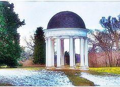 Virginia Fine Art Print Madison Ice House by twistedpixelstudio, $15.00