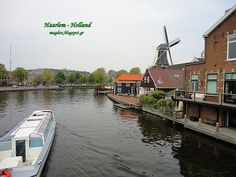 Haarlem - Holland  A beautiful place!