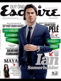 Esquire Vietnam June 2014