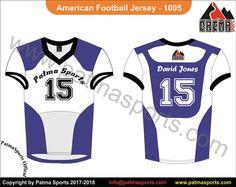 Football Outfits, Football Jerseys, American Football Jersey, Pumas, Windbreaker Jacket, Custom Clothes, Rugby, Sportswear, Custom Design