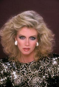 Donna Mills circa 1987