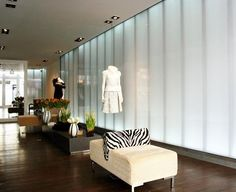 contemporary boutique design ideas