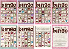 valentine game preschool