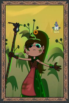 """""""With her tools in her hands, And endless seeds unbound, She gave Mewni salvation, As crops grew from the ground."""" Constella, the Cultivator, grew up in a barren land. With the old kingdom destroye..."""