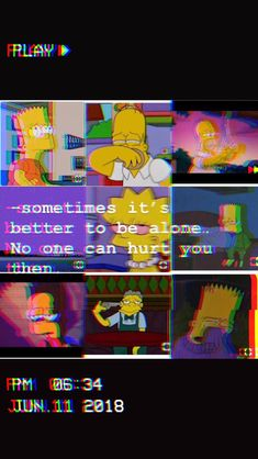 29 ideas for wallpaper iphone sad simpsons Mood Wallpaper, Cute Wallpaper Backgrounds, Tumblr Wallpaper, Aesthetic Iphone Wallpaper, Disney Wallpaper, Cartoon Wallpaper, Wallpaper Quotes, Cute Wallpapers, Aesthetic Wallpapers