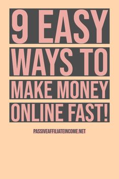 Ever since the emergence of the internet, people are looking for various methods of earning money online from the internet. Real Online Jobs, Make Real Money Online, Online Cash, Online Earning, Earn Money Online, Earn Money Fast, Ways To Earn Money, Way To Make Money, Online Assistant