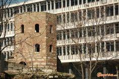 Salonicco: le mura della città | Camperistas.com