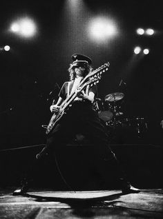 You may be cool, but you'll never be as cool as Jimmy Page playing a double-necked guitar dressed as a nazi cool.