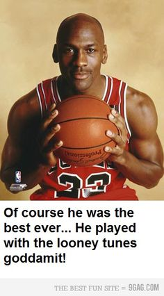 Michael Jordan is the best ever