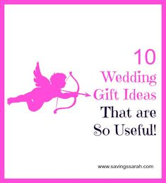 Spend your money well on wedding gifts with 10 ideas for useful and time-tested gifts.  Give wedding gifts that the bride and groom will use for years to come.