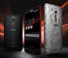 Asus refreshed Zenfone 2 with Intel Z3590 processor #android #asus #smartphone #zenfone2deluxese