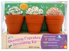 Blooming Cupcakes Decorating Kit by CupcakeEssentials on Etsy, $12.95