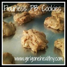 Flourless PB cookies girlgonehealthy.com http://girlgonehealthy.com/peanut-butter-and-peppers/