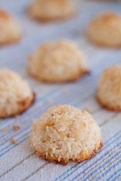 Coconut Macaroons 4 (Gluten-Free, Paleo)