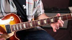 Led Zeppelin - When the Levee Breaks - Guitar Lesson Tutorial - Slide Gu...