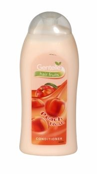 Gentelle Hair Fruits Conditioner 400ml Peach Blush The new Gentelle range provides a distinctive fruity fragrance, perfect for individual taste.