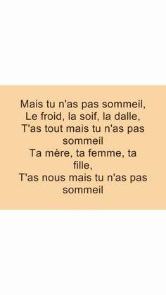 Stromae - Sommeil