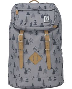 197be97d95 Premium Backpack Grey Tree – The Pack Society. johy vano · kabelka batoh