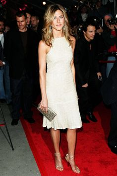 In Chanel at the NYC premiere of Derailed.   - ELLE.com