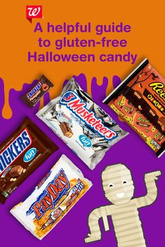 Have an allergy-friendly Halloween with this helpful guide. Stock up on gluten-free candy for your kids and trick-or-treaters in store!