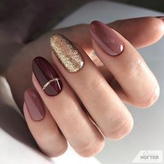 56 Perfect Almond Nail Art Designs for This Winter – The Best Nail Designs – Nail Polish Colors & Trends Beautiful Nail Art, Gorgeous Nails, Perfect Nails, Beautiful Women, Acrylic Nail Designs, Nail Art Designs, Classy Nail Designs, Winter Nail Designs, Nail Art Ideas