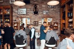Sydney TAFE's new Certificate III in Barbering offers a formal barbering qualification by apprenticeship. Open day at the Ultimo campus is Saturday, 27 August. Barber, Sydney, News, Barber Shop, Hairdresser