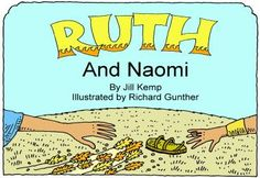 Bible story ruth activities - Google Search