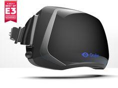Oculus Rift: Step Into the Game by Oculus, via Kickstarter.