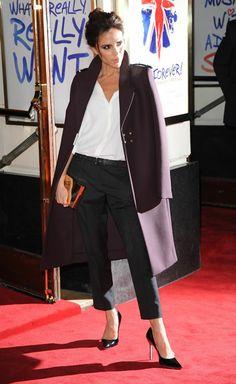 Victoria Beckham #IsabelMarant #trouser <3