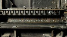 Linotype: The Film Official Trailer by Linotype: The Film. BUY THE FILM NOW: http://shop.linotypefilm.com/