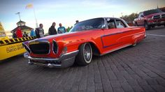 1962 Chrysler New Yorker - Coolest Custom Ever