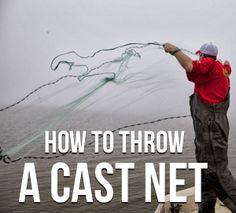 How to throw a cast net the easy way with simple to follow step by step instructions. Everything you need to learn how to throw a cast net the easy way.