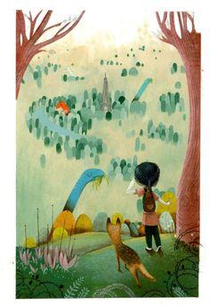 Dal Lucca Junior 2012 illustrazioni giovani e la visione di un mondo alternativo « AtlantideKids