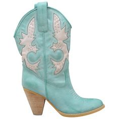 Rio Grande Boot Aqua Blue, $69, now featured on Fab.