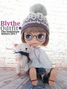 ◆Blythe Outfit◆ブライス♪くまちゃんとお出かけ9点セットNO76 - ヤフオク!