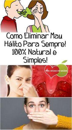 Como Eliminar Mau Hálito Para Sempre 100% Natural e Simples! #mauhalito, #causasdemauhálito, #tratarmauhálito, #comoacabarcomomauhálito, #acabarcomomauhalito, #mauhalitotirar, #mauhálitocomotirar, #receitaparamauhalito, #comocurarmauhalito, #halitose, #receitas, #receitacaseira, #receitasrapidas, #tratamentocaseiro, #bemestar, #saúde, #healthyfood, #dicasdebeleza, #dicasdesaúde Crepe Maker, Beauty Care, Spa Day, How To Remove, Health Fitness, Medical, Skin Care, Vancouver, Makeup