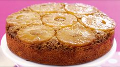 Recipe Pineapple Upside Down Cake by learn to make this recipe easily in your kitchen machine and discover other Thermomix recipes in Baking - sweet. Pineapple Upside Down Cake, Pineapple Cake, Sweet Recipes, Cake Recipes, Cake Pans, Favorite Recipes, Sweets, Baking, Eat